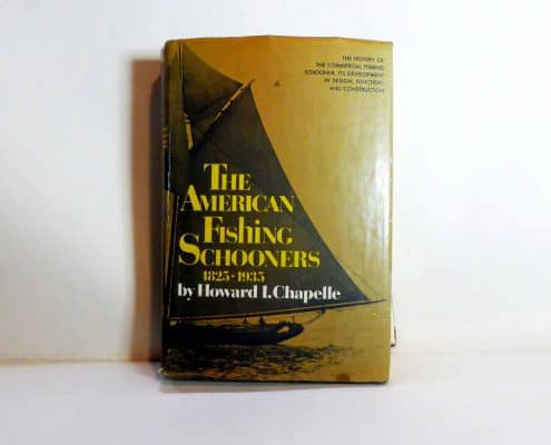 The American Fishing Schooners By Howard L Chapelle