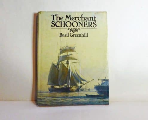 The Merchant Schooners By Basil Greenhill