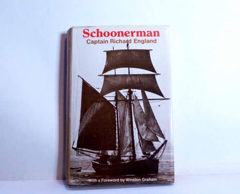 SchoonerMan By Captain Richard England