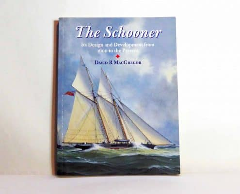 The Schooner By David R MacGregor
