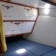 The ship - forward cabin