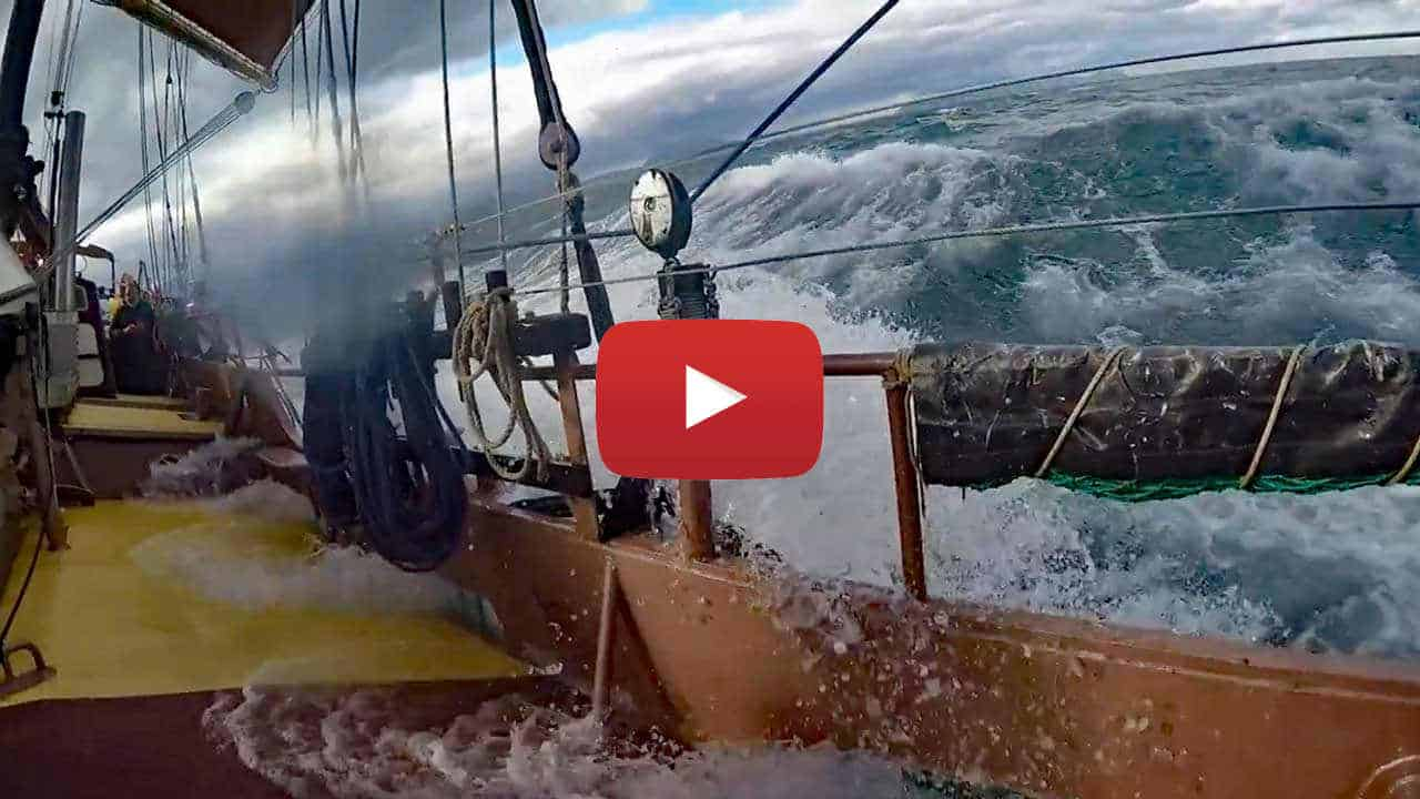 A video about sailing in the north of Norway, A Voyage To Middle Earth - large image.