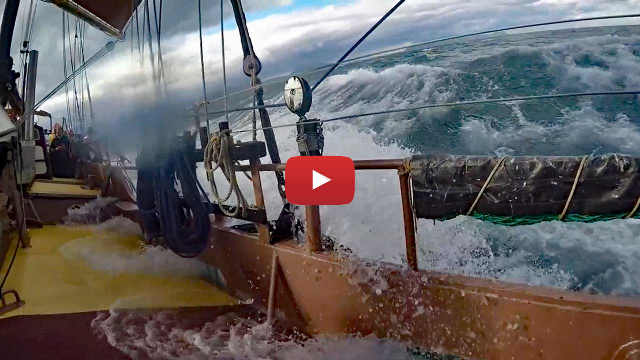 A video about sailing in the north of Norway, A Voyage To Middle Earth .