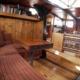 The ship - saloon
