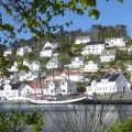 Trinovante in Farsund on the south coast of Norway.