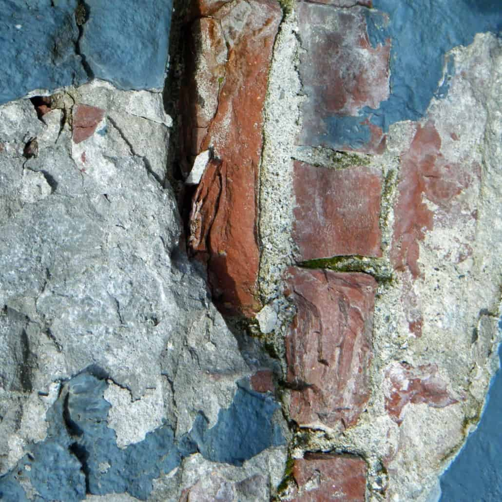 Textures Of Sailing in Norway - Brick Wall